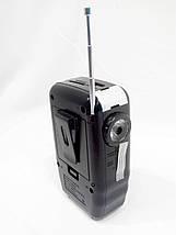Мегафон, громкоговоритель + FM Радио + MP3 плеер, фото 2