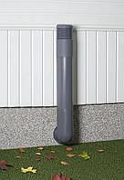 Вентиляция подвала и цоколя. Дефлектор VILPE® ROSS, фото 1