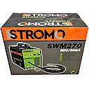 Сварочный полуавтомат STROMO SWM 270 (+MMA), фото 7