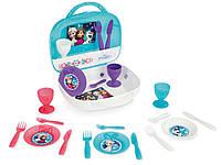 Чемоданчик и посуда Disney Frozen Briefcase Gourmet Frozen Smoby 310548, фото 1
