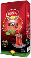 Турецкий чай чёрный мелколистовой рассыпной 500 г Dogus Tiryaki Cayi