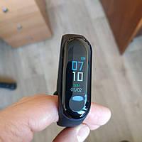 Фитнес браслет M3 трекер копия Xiaomi Mi Band 3, фото 1