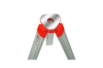 Штатив для оптичного нівеліра Intertool - 0,95 - 1,65 м
