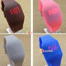 Чоловічі сенсорні годинник