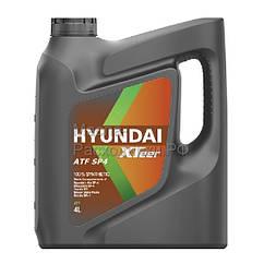 Масло трансмисс. ATF, 4л, синт, SP-4, Xteer Hyundai