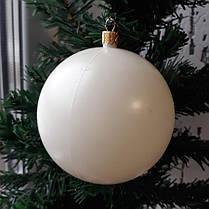 Заготівля для новорічного кулі 15 см, фото 2