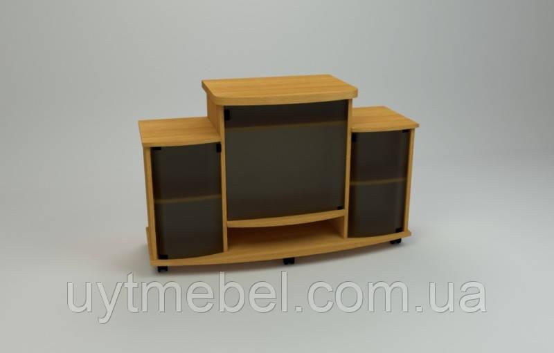 Тумба ТВ Трио-2 яблуня (Компаніт)