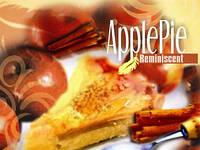 Apple Pie - яблучний пиріг аерозоль oasis Gourmet Line