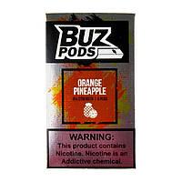 BUZ PODS Universal Pods Juul Картриджи Orange Pineapple Пады Совместимы с Juul 6% никотина