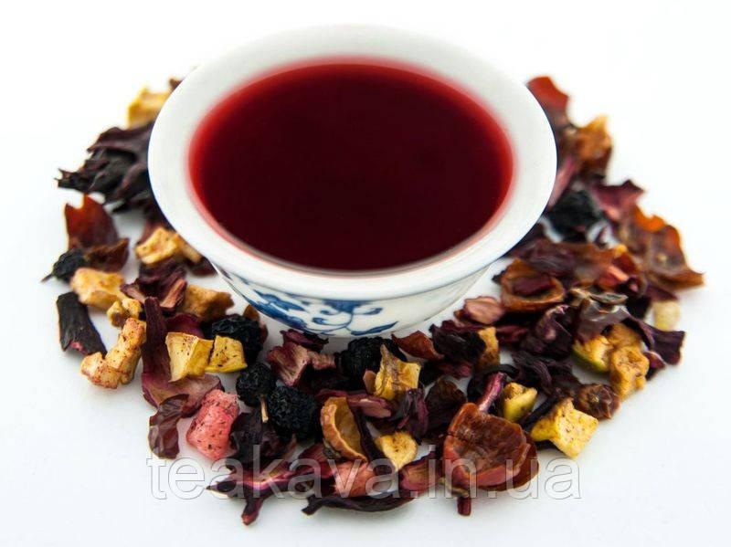 Наглый фрукт (фруктовый чай), 50 грамм