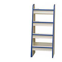 Лестница малая Детский Мир голубая (СОКМЕ)