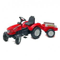 Детский трактор на педалях Falk Lander 2030A
