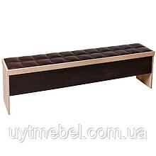 Лавка Наомі сонома+венге (Просто меблі)