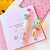 Ручка с Фламинго на 8 цветов, фото 5