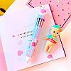 Ручка с Фламинго на 8 цветов, фото 7