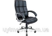Крісло Арізона Хром М-1 чорне (Річман)
