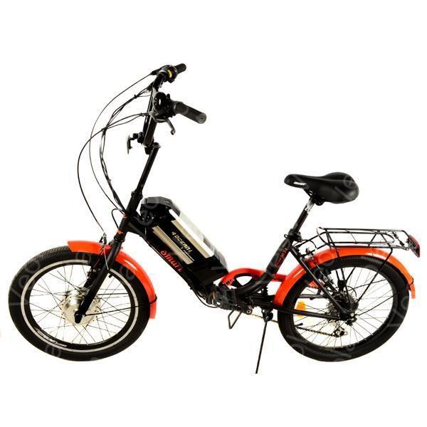 Электровелосипед SMART20-XF07/900 Люкс 350W/36V (литиевый аккумулятор 36V)