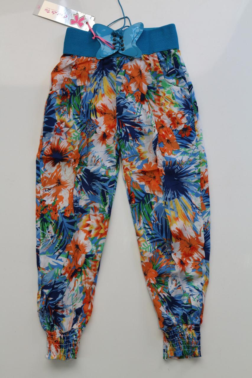 Літні брюки для дівчаток 4 - року