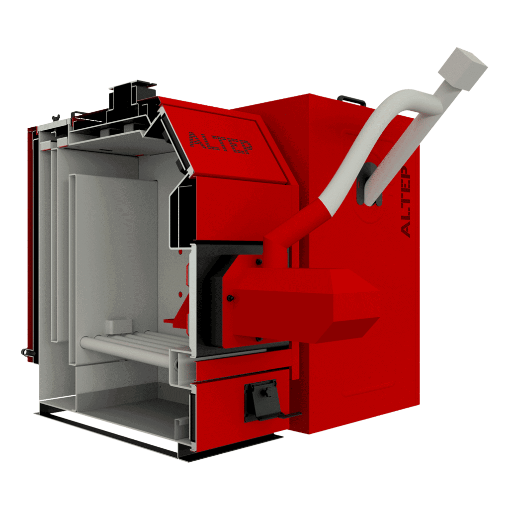 Шнек для  пеллетной горелки ШП2 – 70-70-1500