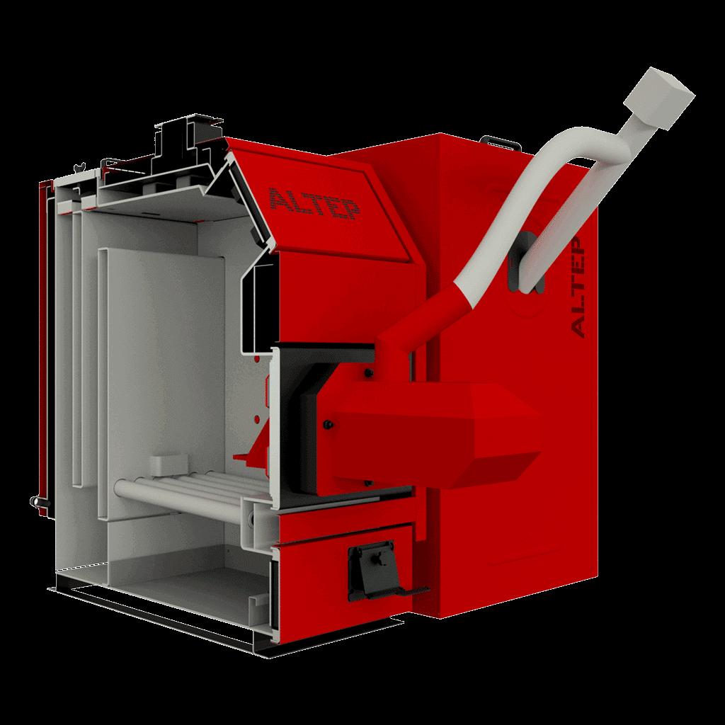 Шнек для  пеллетной горелки ШП2 – 90-90-2500