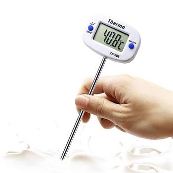 Термометр кухонный THERMO TA-288 Градусник датчик лабораторный