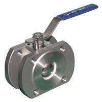 Фланцевый(моноблочный) кран шаровой  нержавеющая сталь Ду 40 AISI 304