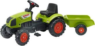 Детский трактор на педалях Falk 2040A CLAAS Arion