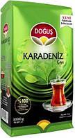 Турецкий чай чёрный мелколистовой рассыпной 500 г Dogus Karadeniz Cayi
