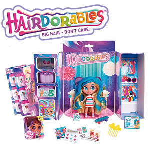 Ляльки-сюрприз Хэрдораблс / Hairdorables