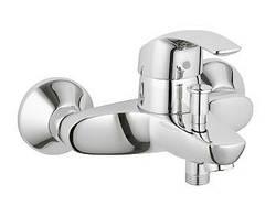 Eurosmart New Смеситель для ванны, однорычажный