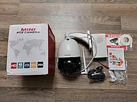 Беспроводная купольная Поворотная IP Камера Boavision Onvif 20X 360° 1080 P PTZ IP 2mp Wifi ИК 80м