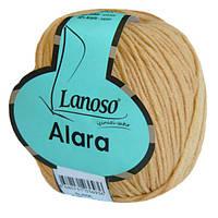 Пряжа Lanoso Alara 971 для ручного вязания