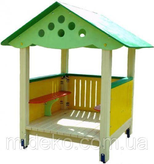 """Детский игровой домик """"Пчелка"""""""