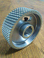 Подающий ролик четырехстороннего станка Φ140XΦ35x50 (металл)