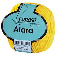 Пряжа Lanoso Alara 979 для ручного вязания