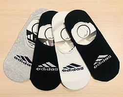 Следы - подследники летние хлопок Adidas Турция размер 36-40