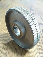 Подающий ролик четырехстороннего станка Φ140XΦ35x25 (металл)