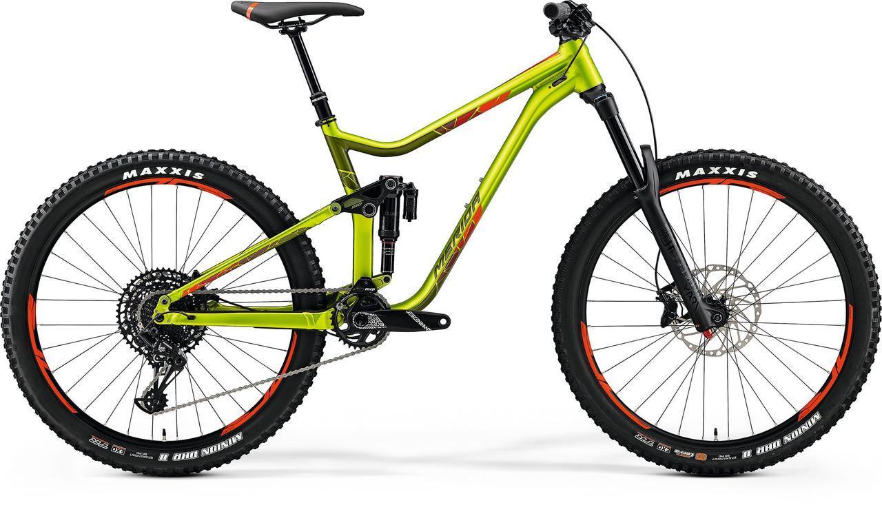 Велосипед горный MERIDA  ONE-SIXTY 800 2019