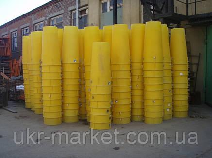 Рама-кронштейн, специальная к строительному мусороспуску, фото 2