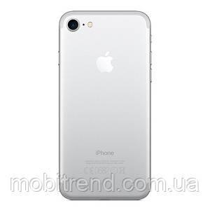 Крышка задняя iPhone 6 (4,7'') подобно 7 Silver