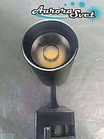 Світлодіодний світильник трековий 15W, 4000 К, LED. Трековий СВІТЛОДІОДНИЙ світильник.
