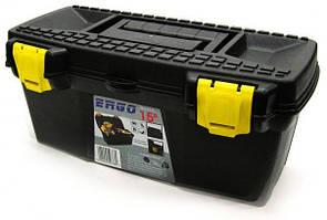 Ящик для инструментов HAISSER Ergo Basic, 383х188х168, 15'' (90028)