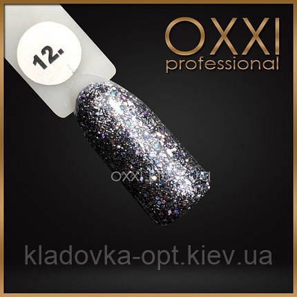 Гель-лак Oxxi STAR GEL  №12, 10 мл, фото 2