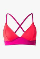 Рожево-фіолетовий бюстгальтер для купання (RU 40), фото 1
