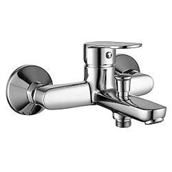 LASKA cмеситель для ванны, хром, 35 мм