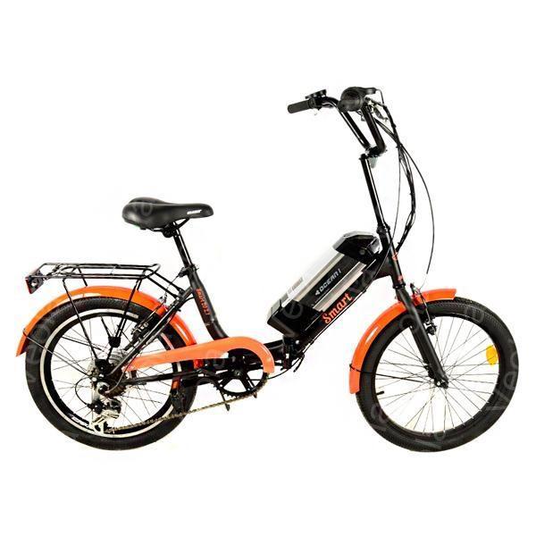 Электровелосипед. SMART20-XF08/900 Люкс 350W/36V (литиевый аккумулятор 36V)