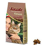 Корм КОКОЛЕ Croccantini Fitness д/котів Біле м'ясо тварин 20 кг