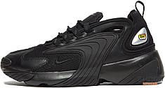 "Мужские кроссовки Nike Zoom 2K ""Triple Black"" AO0269-002, Найк Зум 2К, Найк Зум 2К"