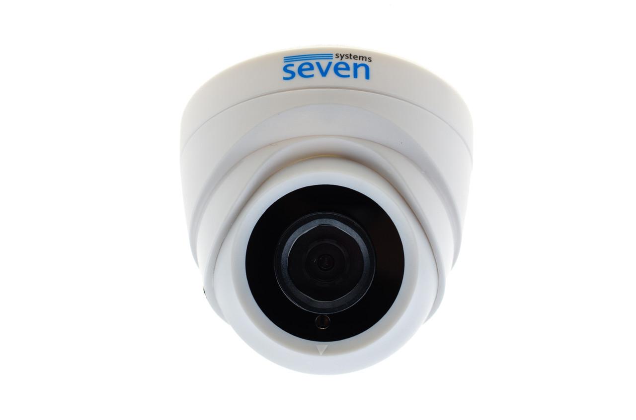 MHD видеокамера 2 Мп уличная/внутренняя SEVEN MH-7612 (2,8)