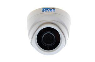 MHD видеокамера 2 Мп уличная/внутренняя SEVEN MH-7612 (2,8), фото 2